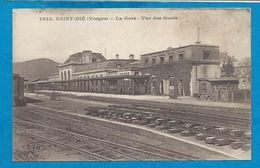 SAINT-DIE      La Gare     Animées - Stations Without Trains