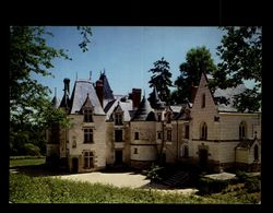37 - NOYANT - Chateau - - France