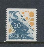 Sweden 1965 Facit # 563. Posthorn, MNH (**) - Schweden