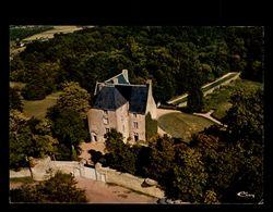 37 - SACHE - Chateau - Vue Aérienne - France