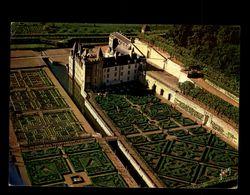 37 - VILLANDRY - Chateau - Vue Aérienne - France