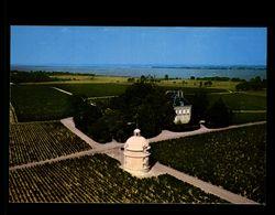 33 - PAUILLAC - Chateau - Vue Aérienne - Pauillac