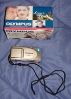 Olympus IZoom 75 APS Fotocamera Compatta Anni 90 - Non Funzionante - Macchine Fotografiche