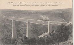 CPA 63 VIADUC DES FADES TRAIN - Autres Communes