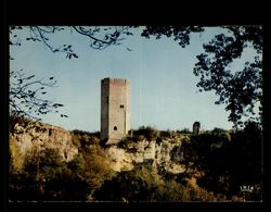 47 - MONTFLANQUIN - Chateau - Monflanquin