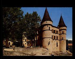07 - LES VANS - Chateau - - Les Vans