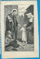 Holycard    St. Vicentius - Santini