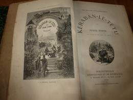 1883 KÉRABAN-LE-TÉTU Par Jules Verne,       J. HETZEL , éditeur - Livres, BD, Revues