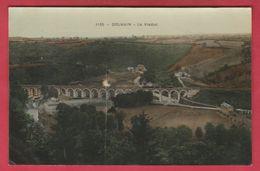 Dolhain - Le Viaduc ... Convoi Ferroviaire Sur Le Viaduc  ( Voir Verso ) - Limbourg
