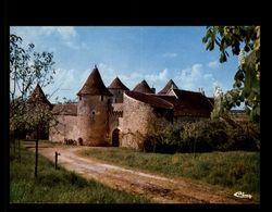36 - CONCREMIERS - Chateau - France