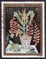 POLYNESIE  1974-  PA  84 - Artistes : Temarui - Oblitéré - Cote 9.50e - Oblitérés