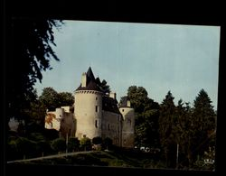 36 - PONT-CHRETIEN - Chateau - France