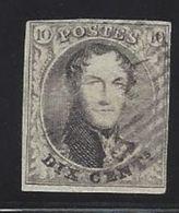 Nr 6 Gestempeld - 1851-1857 Médaillons (6/8)