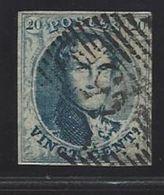 Nr 7 Gestempeld - 1851-1857 Médaillons (6/8)