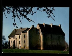 23 - LAVAUFRANCHE - Chateau - France