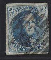 Nr 11 Gestempeld - 1858-1862 Médaillons (9/12)