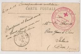 TULLE Corrèze. HA N° 201. Vieille Préfecture. A.D.D.F. - Guerra Del 1914-18