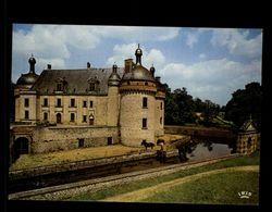 23 - SAINT-GERMAIN-BEAUPRE - Chateau - - France