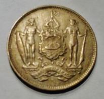 @Y@  Brits Borneo  5 Cent    1803  (3413) - Malasia