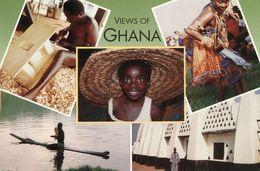 Ghana - Multi View - Ghana - Gold Coast