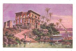 Le Lit De Pharao - Philae (C.3106) - Egypte