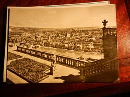 15816) DEUTSCHLAND WURZBURG FESTUNG MARIENBERG FURSTENGARTEN NON VIAGGIATA - Wuerzburg