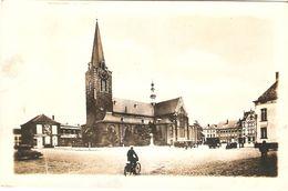 Turnhout : Marktplein Met Kerk ( Fotokaart ?) - Turnhout