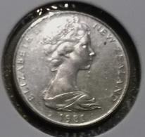 @Y@    New Zeeland   5 Cent  1981     (3221) - Neuseeland