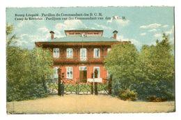 CPA - Carte Postale  - Belgique - Bourg Léopold - Pavillon - 1928 (CP129) - Ham