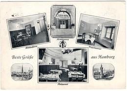 Hamburg Turmhotel Der Deutchen Afrika-Linien - Allemagne