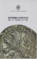 Romania,Rumanien,Roumanie - BNR - The History Of The National Currency - Presentation Flyer - 240/150 Mm - 6 Pages - Livres & Logiciels