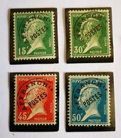 FRANCE 65+66+67+68 PRE-AFFRANCHI - Other