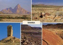 Namibia - Multi View - Namibie