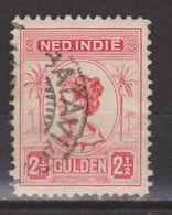 Nederlands Indie Netherlands Indies Dutch Indies 134 Used ; Koningin, Queen, Reine, Reina Wilhelmina 1913 - Indes Néerlandaises