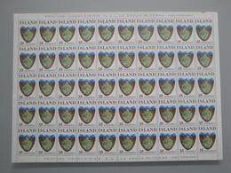 1975 Islande  Yv  465 X 50 **  Forestry Scott 488  Michel 512 SG 543 - Islande