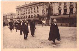 Nancy Obsèques Nationales Du Maréchal Lyautey 2 Aout 1934 La Famille Lyautey - Nancy