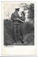 CARTE PHOTO MILITAIRE ALLEMAND - BEAU CACHET MULHEIM- - Weltkrieg 1939-45