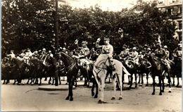 Evenement - Les Fêtes De La Victoire , 14 Juillet 1919 - Les Maréchaux Foch Et Pétain - Personnages