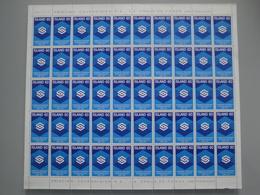 1977 Islande  Yv  478 X 50 **  Stés Coopératives Scott 501  Michel 525 SG 556 Facit 562 - Collections, Lots & Séries