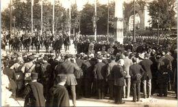 Evenement - Les Fêtes De La Victoire , 14 Juillet 1919 - Le Salut Du Conseil Municipal Aux Maréchaux De France - Manifestations
