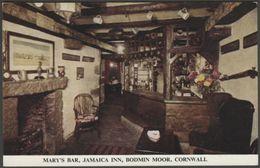 Mary's Bar, Jamaica Inn, Bodmin Moor, Cornwall, C.1970s - Hamilton-Fisher Postcard - England