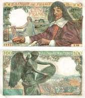 100 Francs DESCARTES (Type 1942) 100 Francs DESCARTES F 27 / 5 NEUF - 1871-1952 Anciens Francs Circulés Au XXème