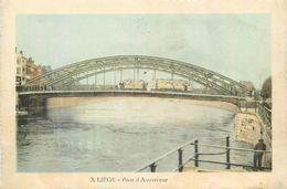 D1072 Belgium Liege Pont Sur Ourthe - Liege