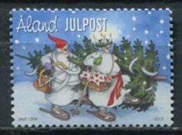 Aland 2010 / Christmas MNH Nöel Navidad Weihnachten / Cu6532  23 - Navidad