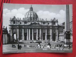 Citta Del Vaticano - Basilica Di S. Pietro / Autobus, Österreich (Graz?) Nachträglich Entwertet - Vatikanstadt