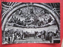 Citta Del Vaticano - Stanze Di Raffaello: Disputa Del SS Sacramento - Vatikanstadt