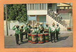 St Johns Antigua 1950 Postcard - Antigua & Barbuda