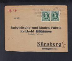Dt. Reich FDC Guericke 1936 - Briefe U. Dokumente