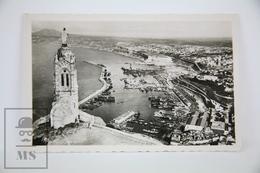 Vintage Alger - Algerie Postcard - Oran, Vue Generale Prise De Santa Cruz - Oran