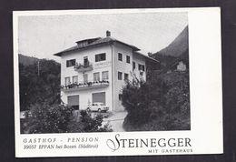 CPSM ITALIE - EPPAN Bei BOZEN ( Südtirol ) - GASTHOF - PENSION - STEINEGGER Mit Gastehaus TB PLAN CP Recto Verso - Other Cities